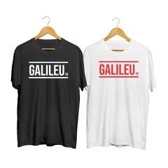 CAMISETA GALILEU